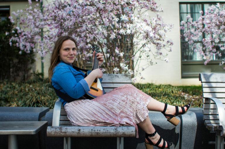 Behind the Music: Gwendolyn Fitz