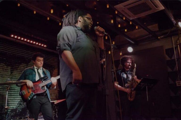 Behind the Music: Shaughn Richardson